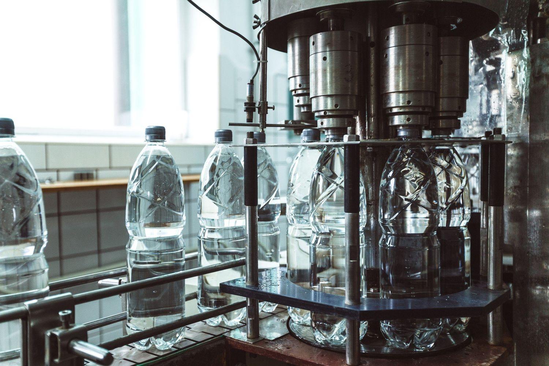 Rozlewnia wody w Humniskach