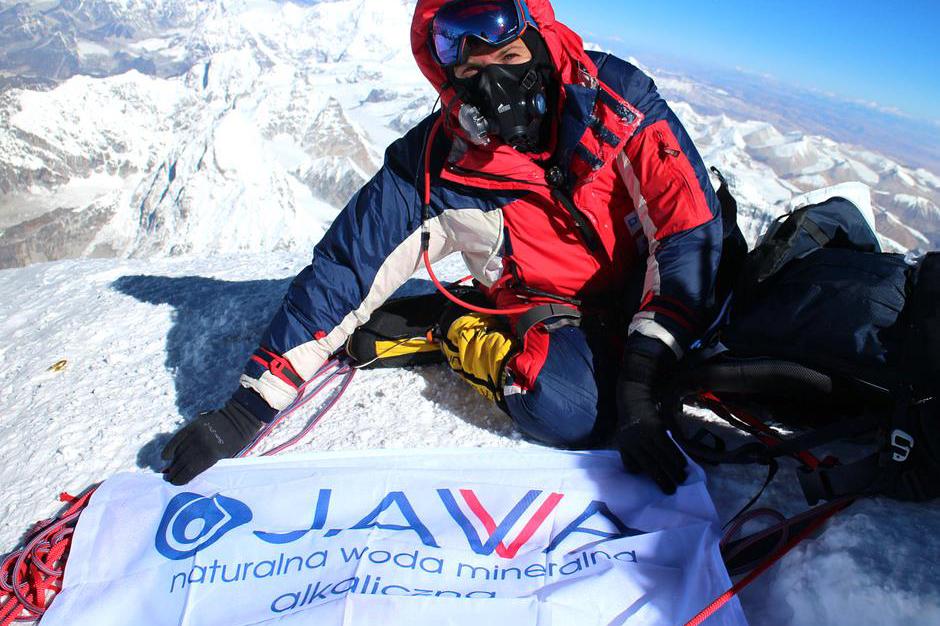 JAVA na Mount Everest